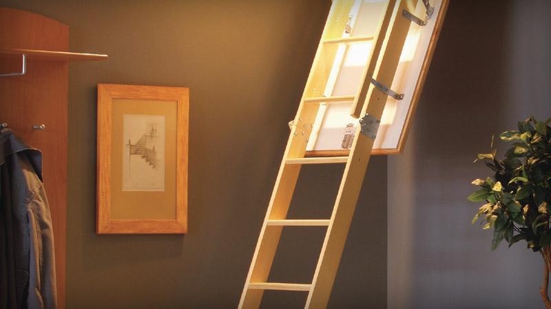 Schody Triant.cz – Shrnovací a skládací schody
